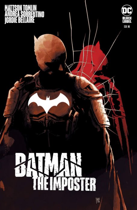 Batman - The Imposter #1