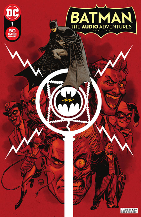 Batman - The Audio Adventures Special #1