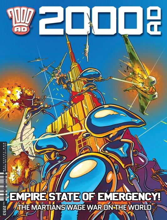 2000AD #2253
