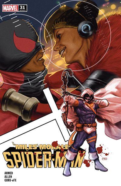 Miles Morales - Spider-Man #31