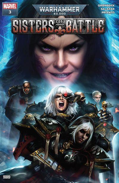 Warhammer 40,000 - Sisters Of Battle #3
