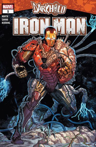 The Darkhold - Iron Man #1