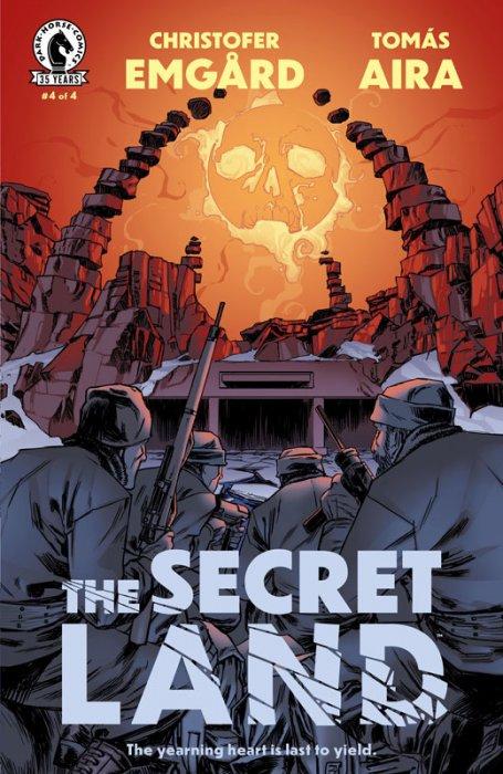 The Secret Land #4