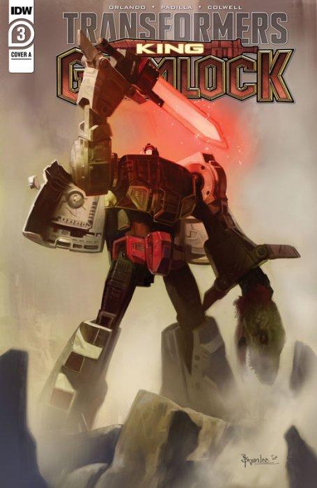 Transformers - King Grimlock #3