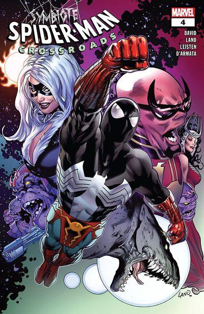 Symbiote Spider-Man - Crossroads #4