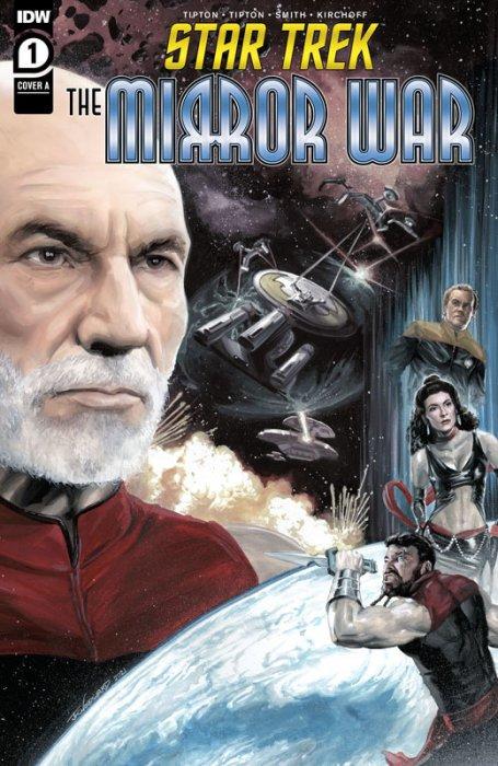 Star Trek - The Mirror War #1