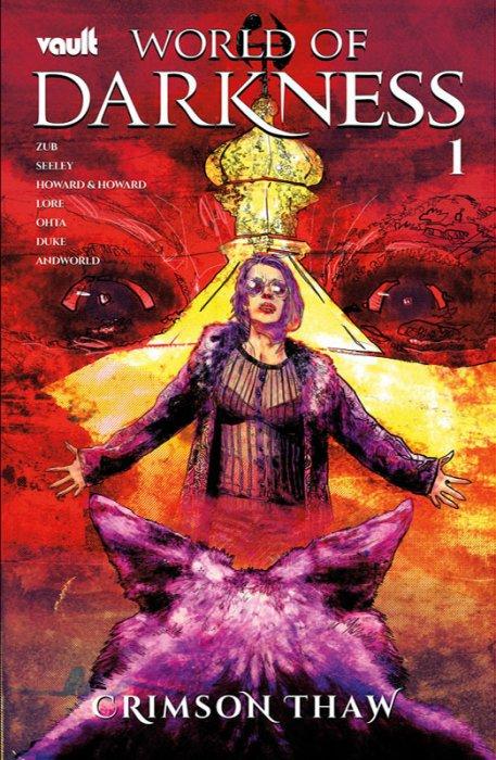 World of Darkness - Crimson Thaw #1