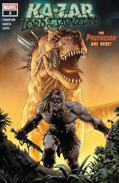 Ka-Zar - Lord of the Savage Land #2