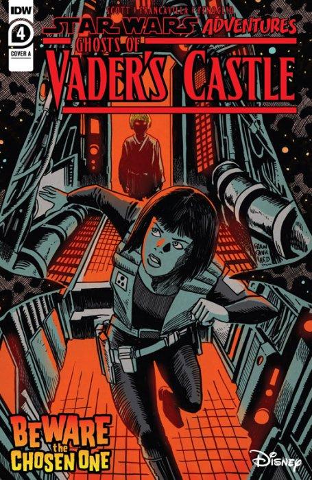 Star Wars Adventures - Ghosts of Vader's Castle #4