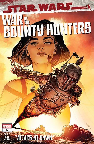 Star Wars - War Of The Bounty Hunters #5
