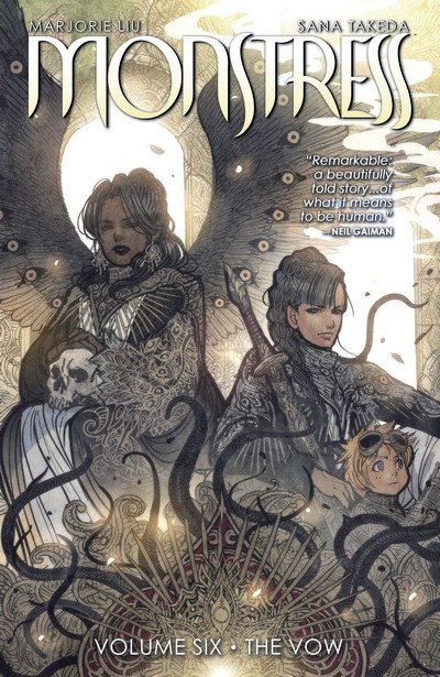 Monstress Vol.6 - The Vow