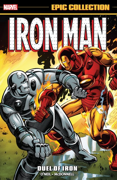 Iron Man Epic Collection Vol.11 - Duel of Iron