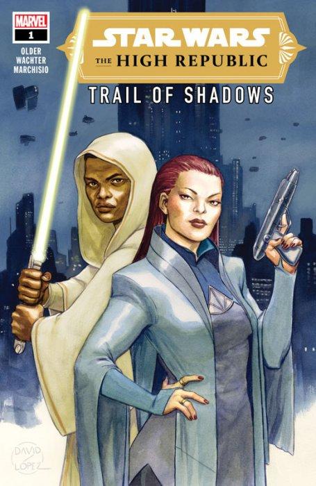 Star Wars - The High Republic - Trail of Shadows #1