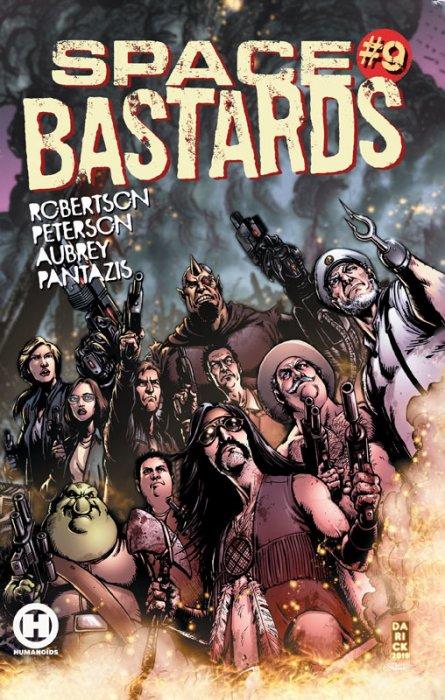 Space Bastards #9