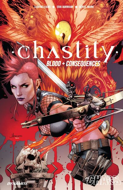 Chastity Vol.2 - Blood & Consequences