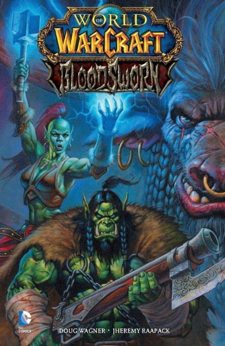 World of Warcraft - Bloodsworn #1 - HC