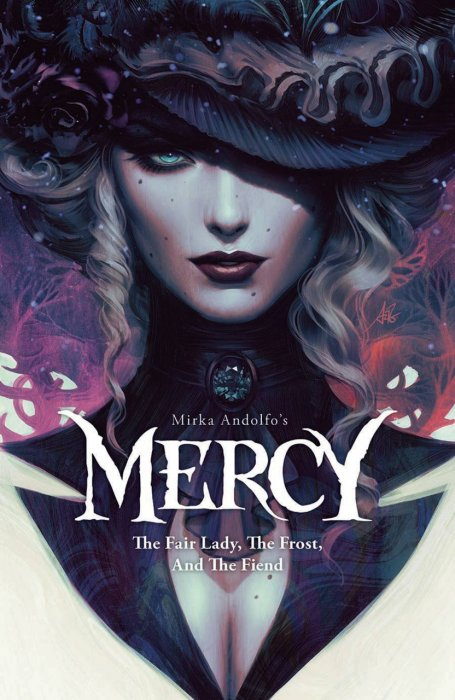 Mirka Andolfo's Mercy - The Fair Lady, the Frost, and the Fiend #1 - TPB