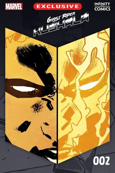 Ghost Rider - Kushala Infinity Comic #2