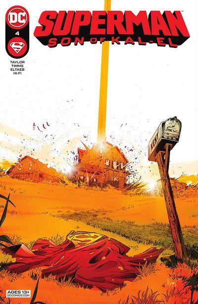 Superman - Son Of Kal-El #4
