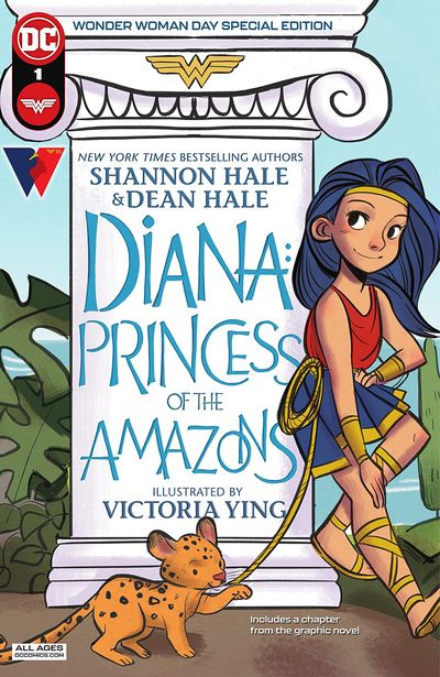 Diana - Princess of the Amazons Wonder Woman Day Special Edition #1