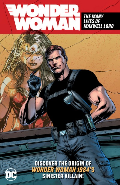 Wonder Woman - The Many Lives of Maxwell Lord #1 - TPB