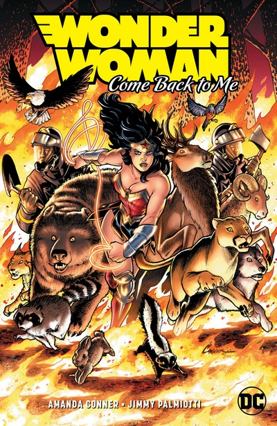 Wonder Woman - Come Back to Me #1 - TPB