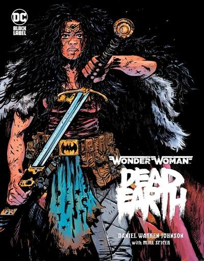 Wonder Woman - Dead Earth #1 - TPB