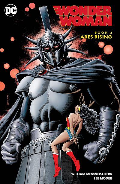 Wonder Woman - Book 2 - Ares Rising