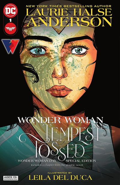 Wonder Woman - Tempest Tossed Wonder Woman Day Special Edition #1