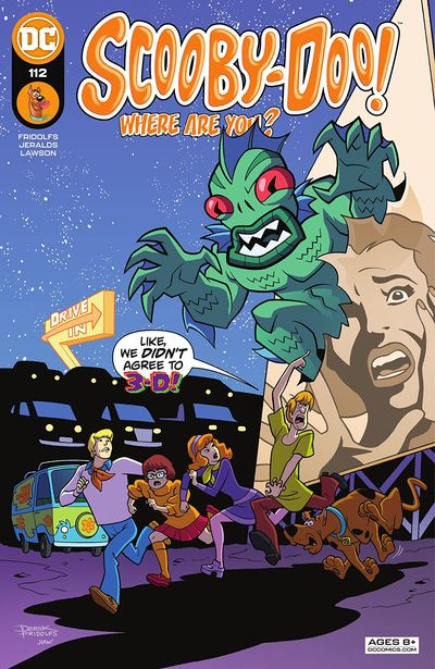 Scooby-Doo - Where Are You #112