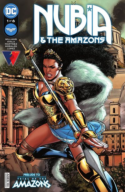 Nubia and the Amazons #1