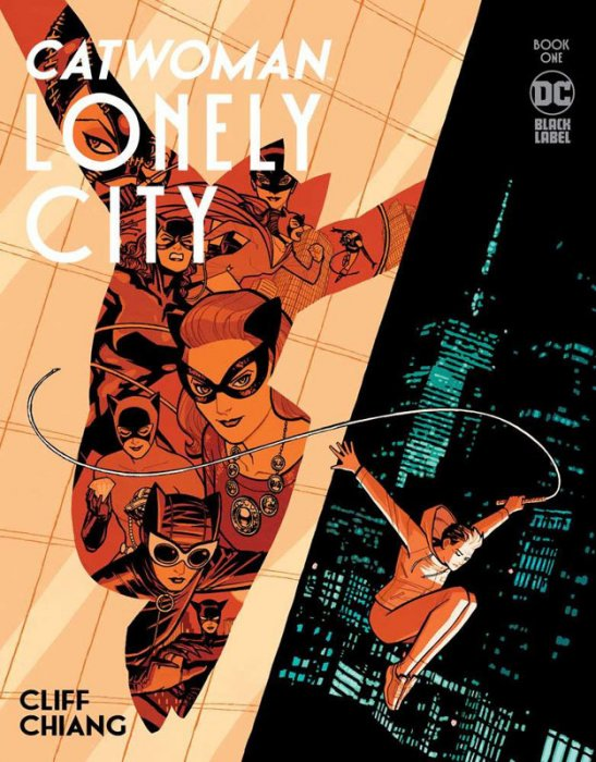 Catwoman - Lonely City #1