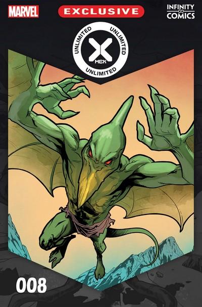X-Men Unlimited - Infinity Comic #8