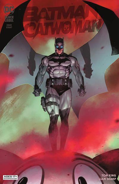Batman - Catwoman #8