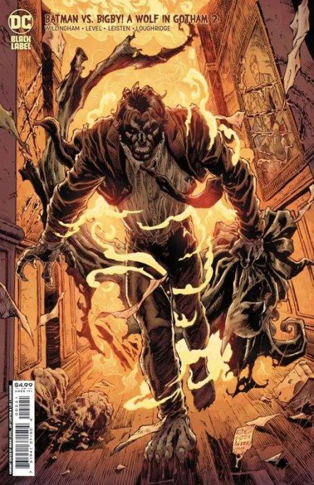 Batman vs Bigby! - A Wolf In Gotham #2