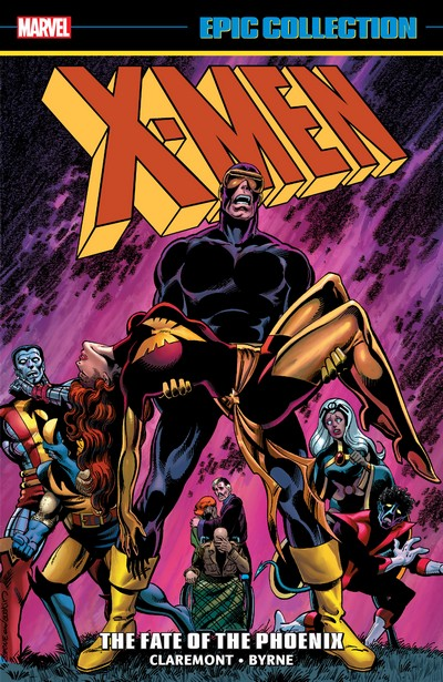 X-Men Epic Collection - The Fate Of The Phoenix #1