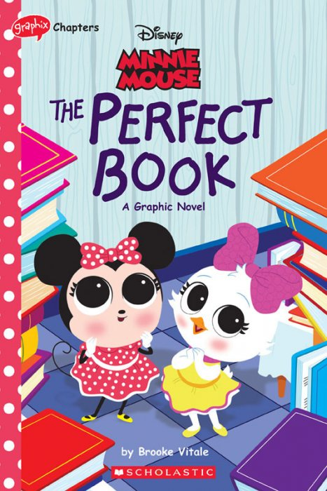 Minnie Mouse - The Perfect - Book #1 - OGN