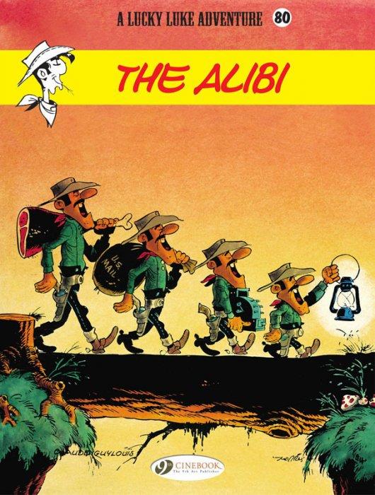 Lucky Luke #80 - The Alibi