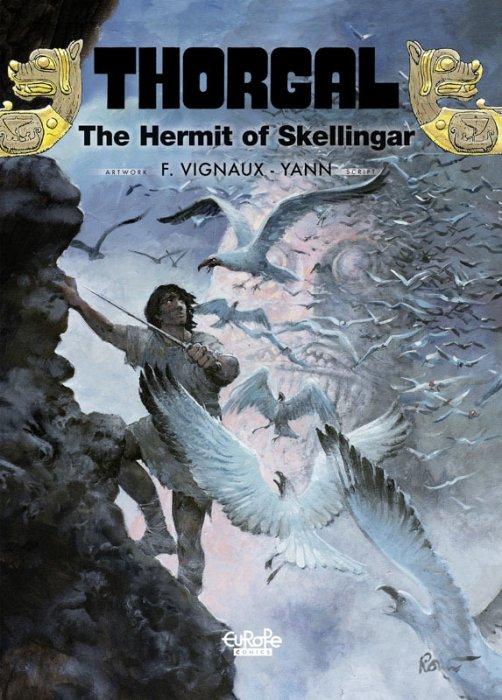 Thorgal #29 - The Hermit of Skellingar