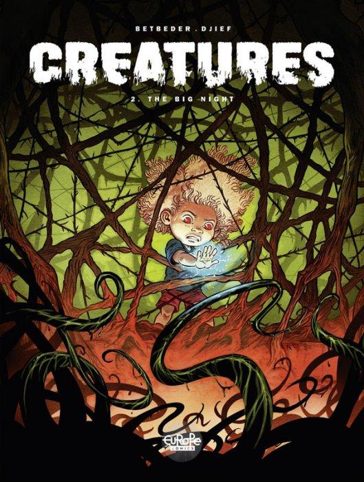 Creatures #2 - The Big Night