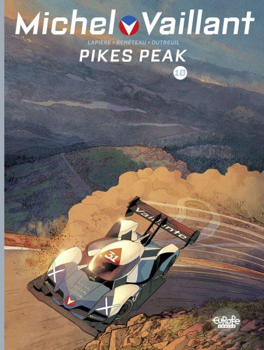 Michel Vaillant #10 - Pikes Peak