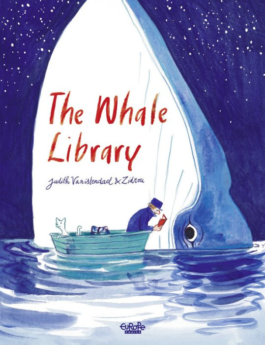 The Whale Library #1