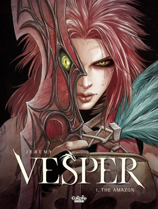 Vesper #1 - The Amazon