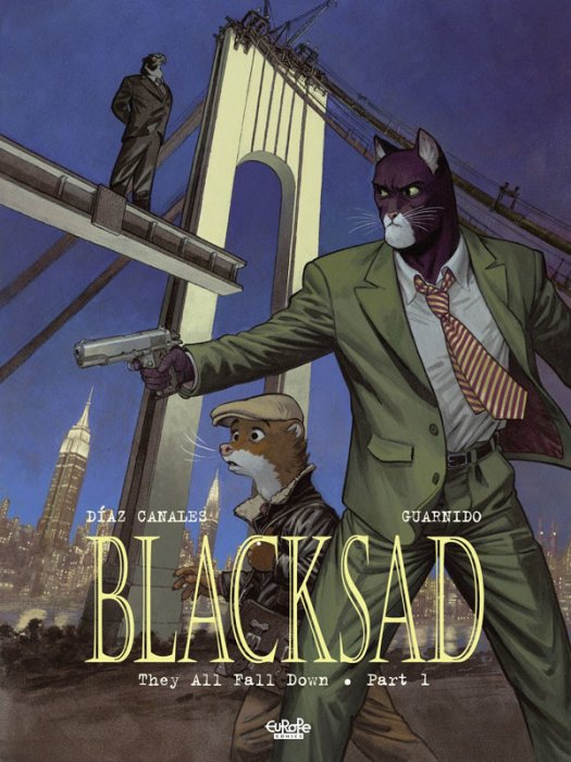 Blacksad #6 - They All Fall Down Part 1