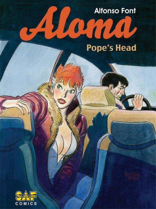 Aloma #2 - Pope's Head