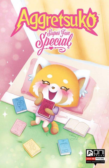 Aggretsuko - Super Fun Special #1