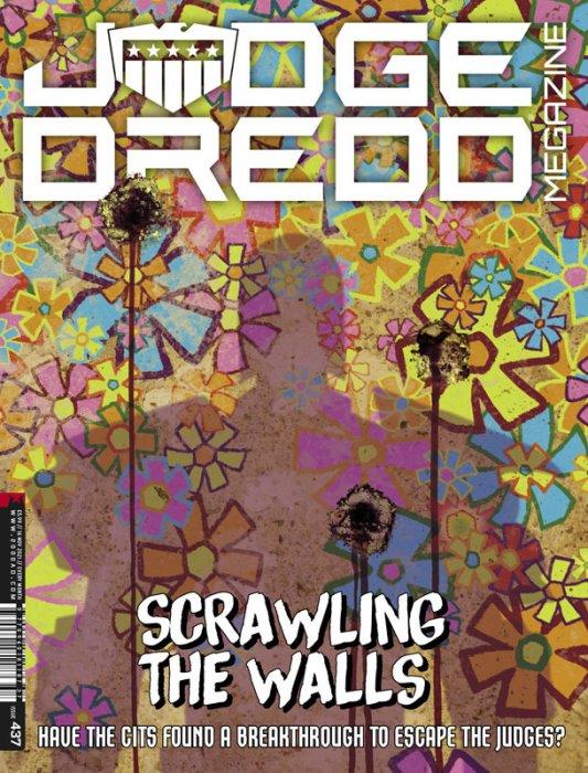 Judge Dredd Megazine #437