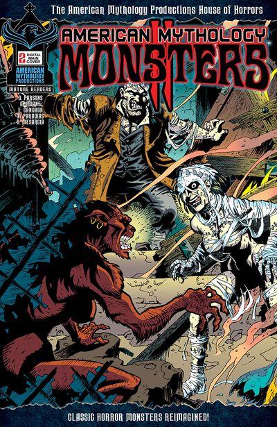American Mythology Monsters Vol.2 #2