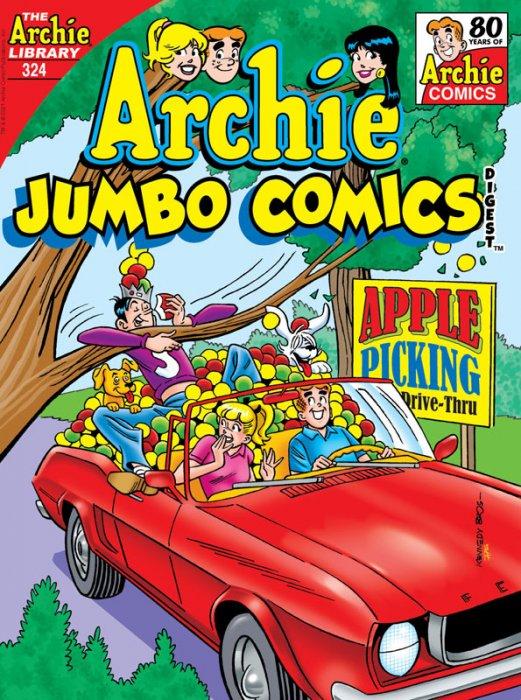 Archie Comics Double Digest #324