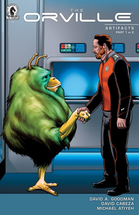 The Orville #1 - Artifacts Part 1
